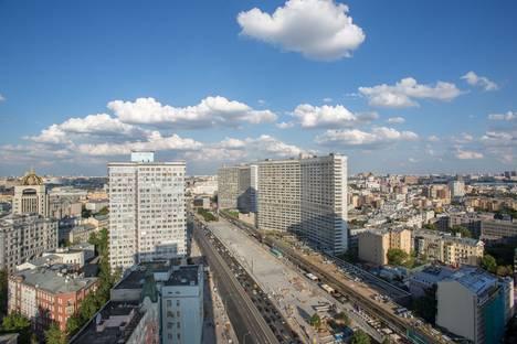 Сдается 2-комнатная квартира посуточнов Москве, ул. Новый Арбат, 22.