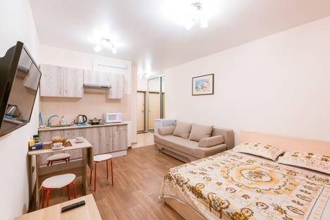 Сдается 1-комнатная квартира посуточнов Оби, улица Сибирская, 42.