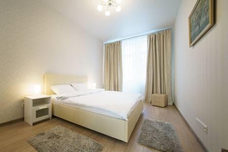 Сдается 3-комнатная квартира посуточно в Бресте, улица Маяковского 24.