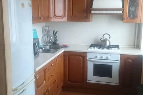 Сдается 3-комнатная квартира посуточно в Смоленске, ул. Багратиона, 15а.