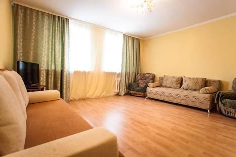 Сдается 2-комнатная квартира посуточнов Тюмени, ул. А.Матросова, 1к2.