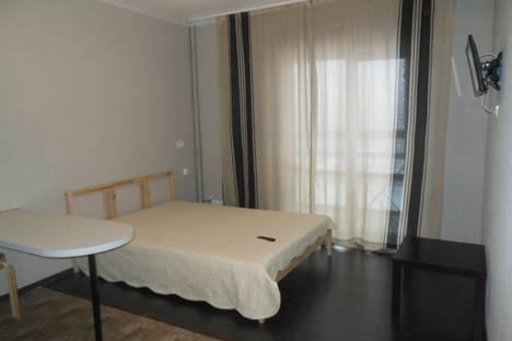 Сдается 1-комнатная квартира посуточно в Великом Новгороде, Колмовская набережная 85.