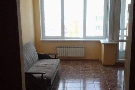 Сдается 1-комнатная квартира посуточнов Видном, Радужная улица 6.