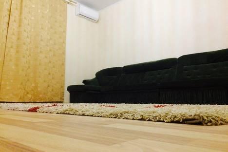 Сдается 1-комнатная квартира посуточнов Астрахани, бульвар Победы д.2.