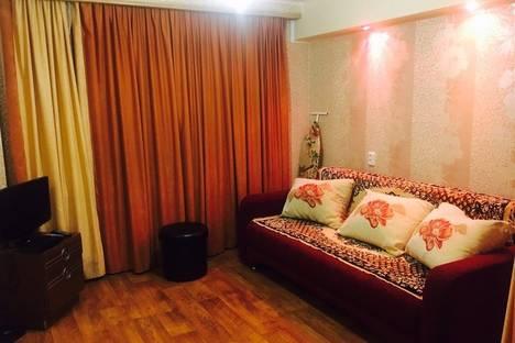 Сдается 2-комнатная квартира посуточно в Астрахани, улица Куликова, 54.