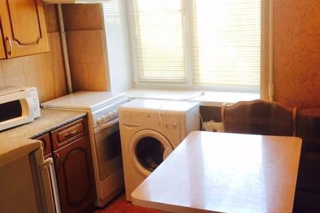 Сдается 1-комнатная квартира посуточнов Астрахани, улица Победы д.54.