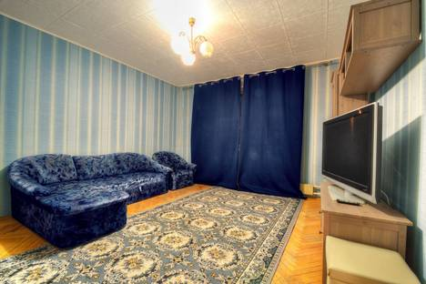 Сдается 1-комнатная квартира посуточнов Домодедове, Домодедовская улица, д. 6, к. 2.
