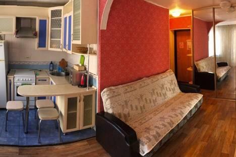 Сдается 3-комнатная квартира посуточно в Хабаровске, улица Фрунзе, 101.
