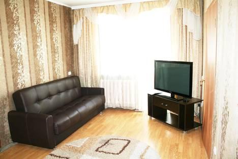 Сдается 2-комнатная квартира посуточно в Гомеле, ул. Красноармейская 2а.