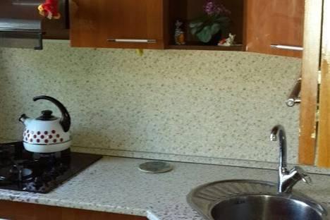 Сдается 2-комнатная квартира посуточно в Анапе, Крымская 177.