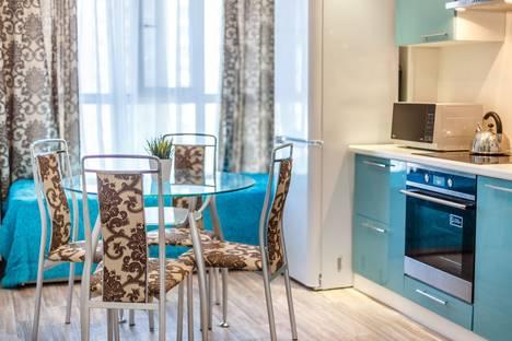 Сдается 2-комнатная квартира посуточно в Казани, Чистопольская улица, 61Б.