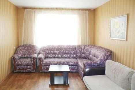 Сдается 3-комнатная квартира посуточно в Гомеле, улица Кожара, 51.