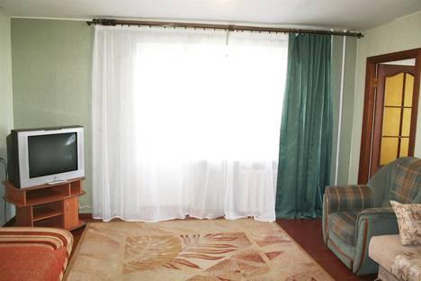 Сдается 3-комнатная квартира посуточно в Гомеле, улица Каменщикова 46.