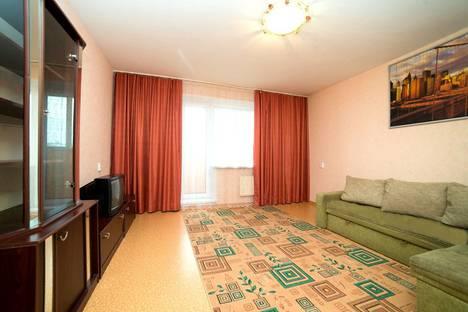Сдается 2-комнатная квартира посуточно в Челябинске, проспект Свердловский, 8В.