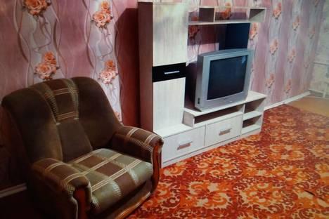 Сдается 2-комнатная квартира посуточно в Междуреченске, проспект Коммунистический, 21.