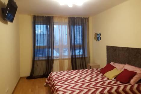 Сдается 1-комнатная квартира посуточнов Екатеринбурге, ул. Щербакова, 77/4.