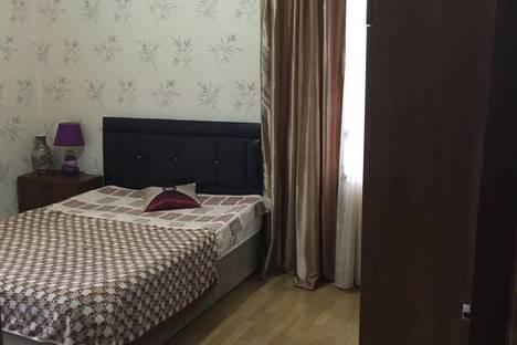 Сдается 3-комнатная квартира посуточнов Кобулети, ул.Горгиладзе, 89.