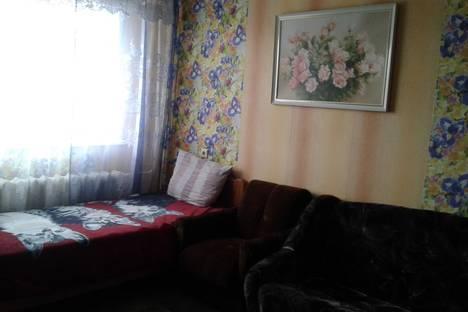 Сдается 2-комнатная квартира посуточно в Кобрине, улица Дзержинского 121.