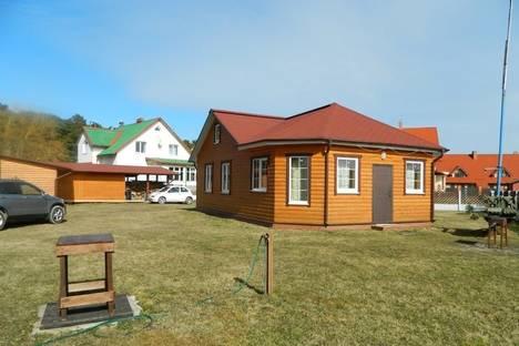 Сдается коттедж посуточно в Пионерском, ул. Сосновая, 12.