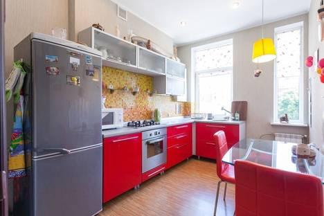 Сдается 2-комнатная квартира посуточнов Калининграде, Комсомольская улица д 90.