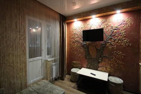 Сдается 1-комнатная квартира посуточнов Чебоксарах, Ярославская улица д.72.