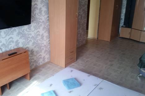 Сдается 1-комнатная квартира посуточно в Якутске, улица Каландарашвили, 7.