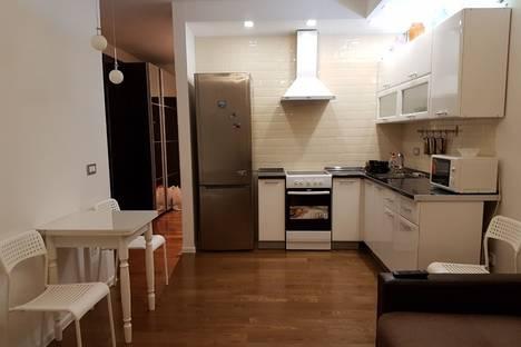 Сдается 1-комнатная квартира посуточнов Якутске, улица Курашова 6.