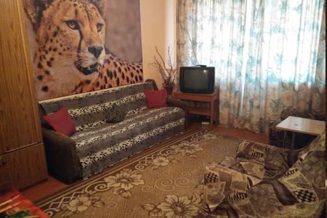 Сдается 1-комнатная квартира посуточнов Керчи, ул. Юных Ленинцев, 21.