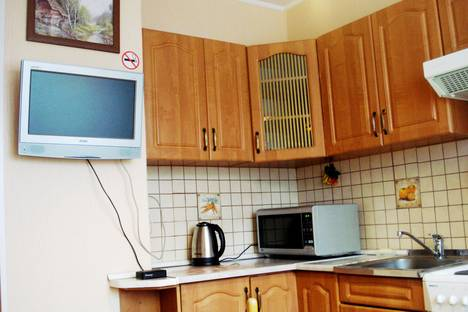 Сдается 1-комнатная квартира посуточнов Зеленограде, к.357.
