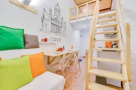 Сдается 1-комнатная квартира посуточнов Санкт-Петербурге, Казанская улица 26/27.