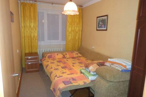 Сдается 2-комнатная квартира посуточнов Зеленоградске, Ул. Московская, 30.