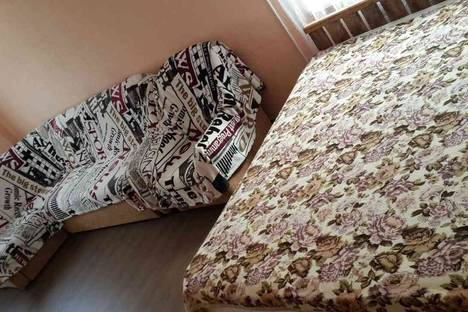 Сдается 1-комнатная квартира посуточно в Ейске, ул. Калинина, 73/4.