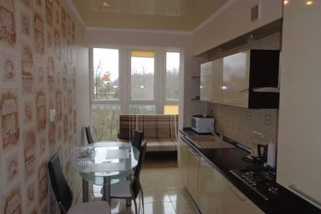 Сдается 1-комнатная квартира посуточно в Зеленоградске, ул. Московская, 62.