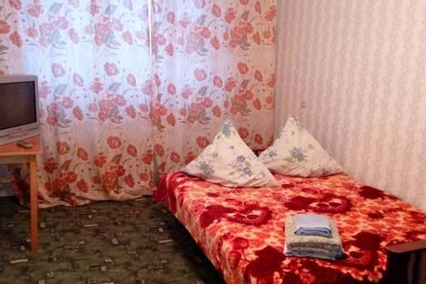 Сдается 1-комнатная квартира посуточно в Норильске, ул. Талнахская, 49.