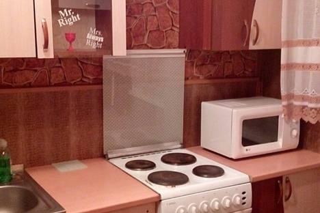 Сдается 1-комнатная квартира посуточно в Норильске, ул. Талнахская, 26.