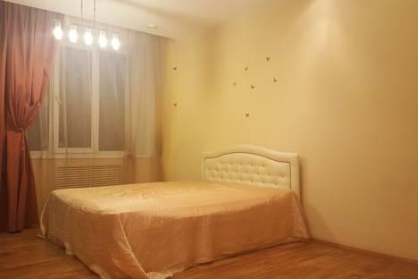 Сдается 2-комнатная квартира посуточнов Екатеринбурге, улица Пушкина, 9.