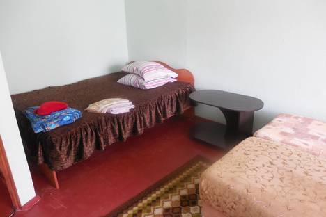 Сдается 1-комнатная квартира посуточнов Шадринске, улица Свердлова, 54.