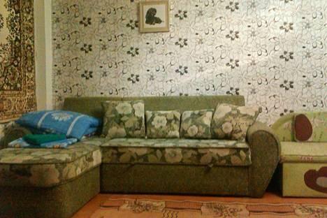 Сдается 1-комнатная квартира посуточно в Иркутске, улица Сибирских Партизан, 21.