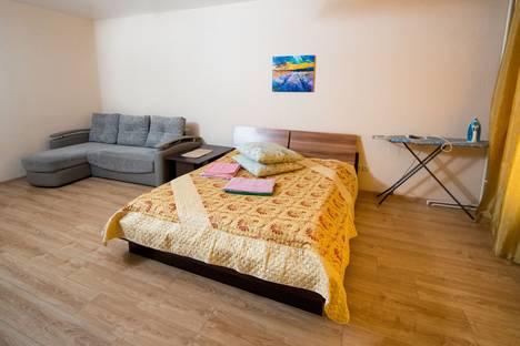 Сдается 1-комнатная квартира посуточно в Иркутске, улица Александра Невского д.58.