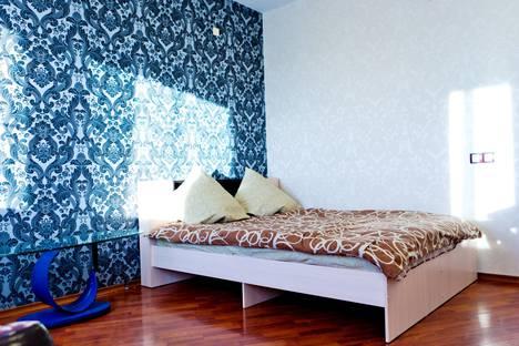 Сдается 1-комнатная квартира посуточно в Иркутске, Байкальская улица, 107А/1.