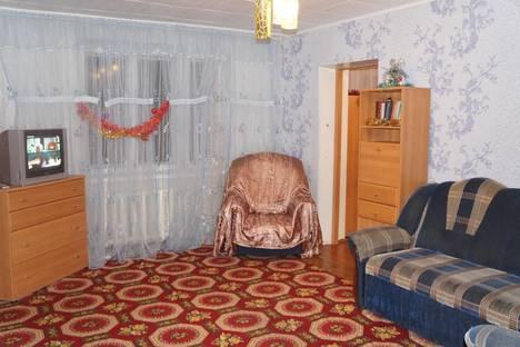 Сдается 2-комнатная квартира посуточнов Северобайкальске, Ленинградский проспект, 6.