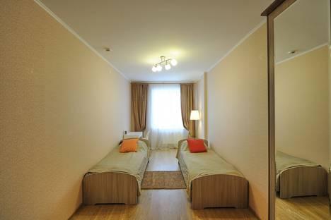 Сдается 2-комнатная квартира посуточнов Перми, ул. шоссе Космонавтов, д. 118.