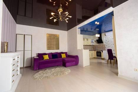Сдается 1-комнатная квартира посуточно в Минске, Центральный район, улица Репина 4.
