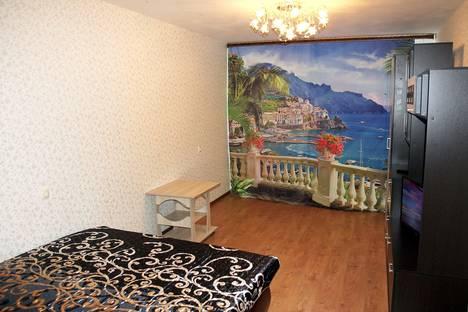 Сдается 1-комнатная квартира посуточно в Великих Луках, Велики Луки пер.Пескарёва д3.кор.1.
