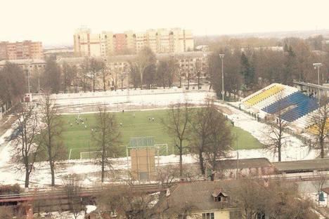 Сдается 1-комнатная квартира посуточнов Воскресенске, улица Сапожковых, 24.