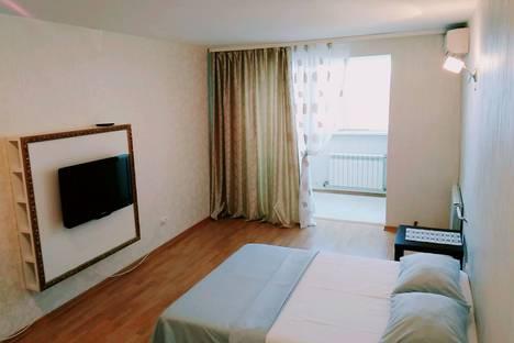 Сдается 1-комнатная квартира посуточно в Уфе, ул. Гафури, 6.
