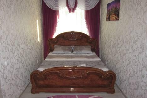Сдается 2-комнатная квартира посуточно в Запорожье, пр.Соборный 156.
