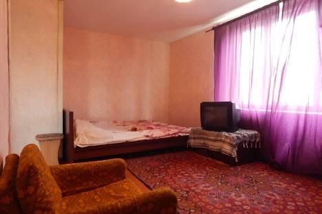Сдается 1-комнатная квартира посуточно в Петрозаводске, улица Шотмана 4.