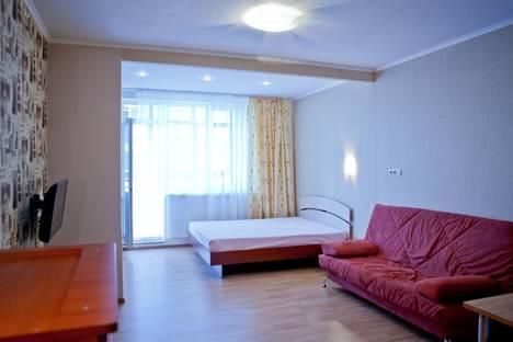 Сдается 1-комнатная квартира посуточно в Иркутске, улица Декабрьских Событий 31.