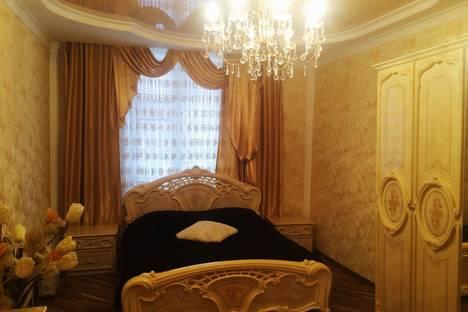 Сдается 2-комнатная квартира посуточново Владикавказе, Джанаева 44а.